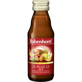 11 plus 11 Gelb -mini- 125 ml
